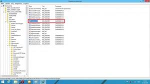 Реестр Windows 8 Fail Enable