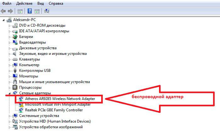 сеть wi fi с восклицательным знаком