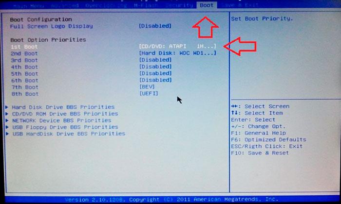 Как вернуть диск d после переустановки windows