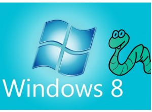 Вирусы на Windows 8