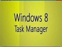 Диспетчер задач Windows 8