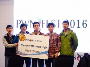 Победители PwnFest-2016