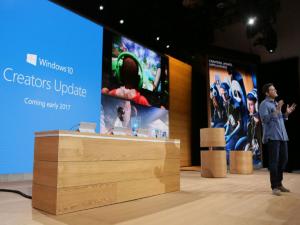 Презентация Windows 10 Creators Update