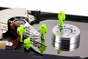 Восстановление данных