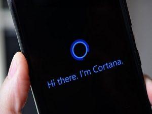 Первоначальная настройка компьютера при помощи Cortana в Windows 10 Creators Update
