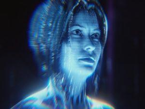 Обновленный интерфейс Cortana