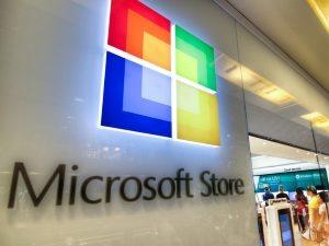 Офис Microsoft Store