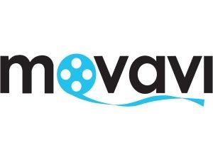 Лого видеоредактора Movavi