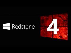 Redstone 4 для Windows 10